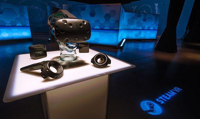VR HTC -.