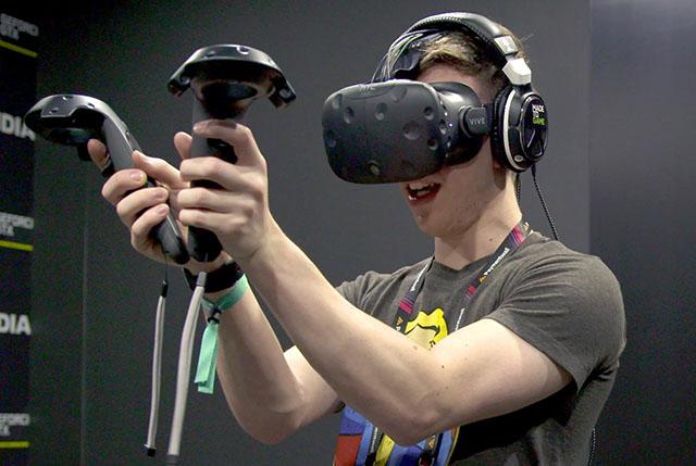 VR HTC-